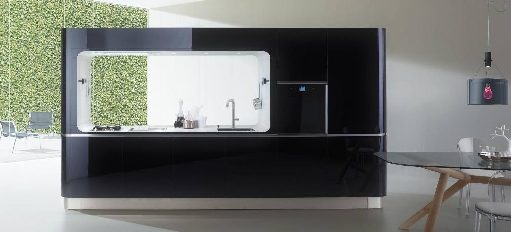 liquida frame un petit bijou pour la cuisine sign veneta cucine paris. Black Bedroom Furniture Sets. Home Design Ideas