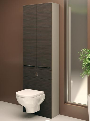 meuble suspendre wc. Black Bedroom Furniture Sets. Home Design Ideas