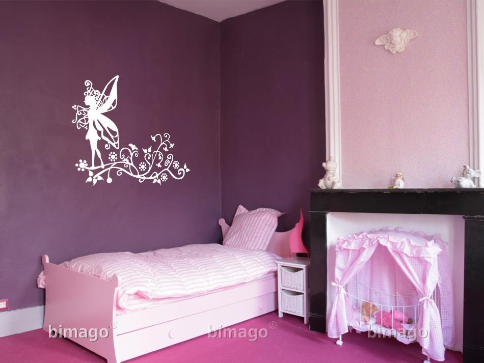 La folie des stickers muraux sur - Stickers decorativos para dormitorios ...