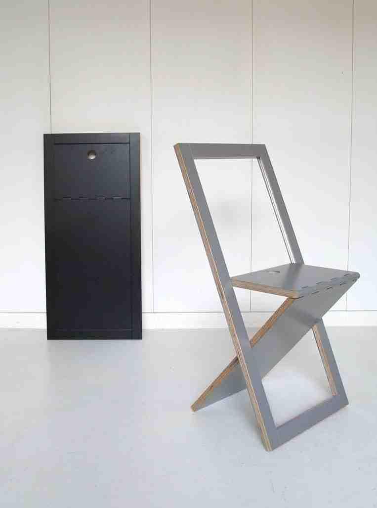 La chaise woodmood un concept minimaliste en exclusivit for Design minimaliste