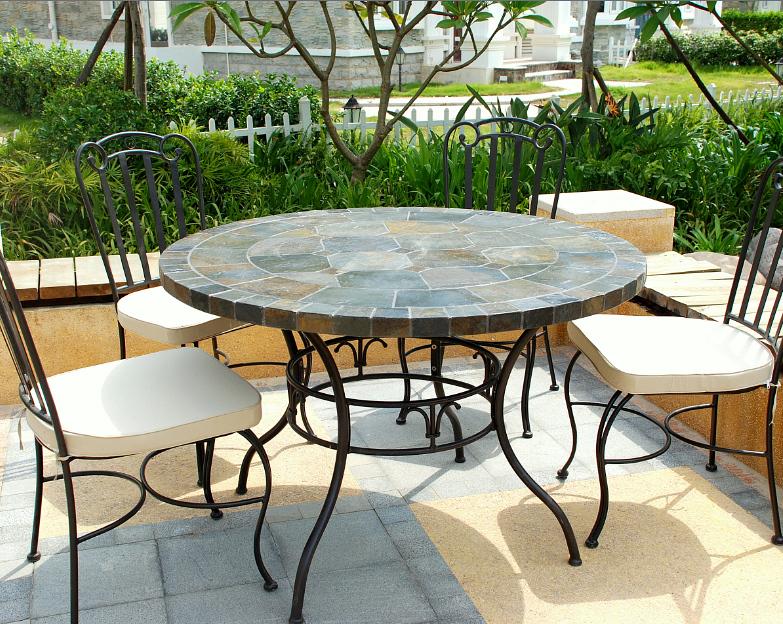 Living\'ROC - Ameublement en pierre naturelle : tables en travertin ...