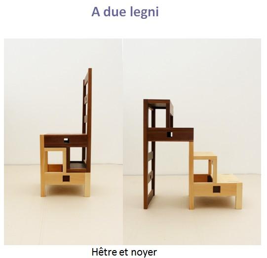 la stepchair de devins design mobilier d art contemporain. Black Bedroom Furniture Sets. Home Design Ideas