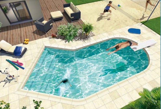 Aquilus piscines invente le concept dynamik collection 2011 for Prix piscine aquilus