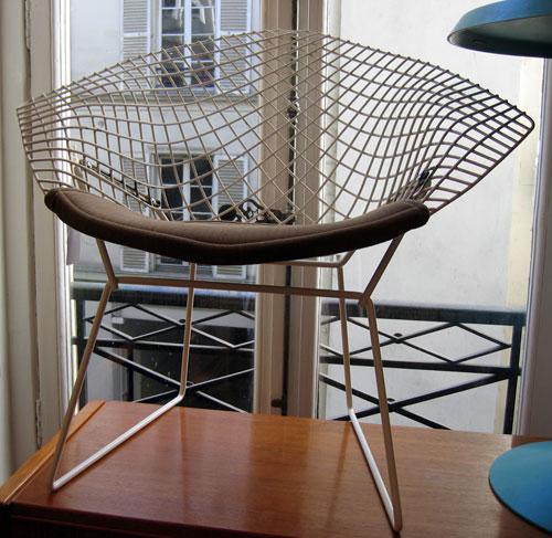 salon vintage Paris 2008 stand Design 54