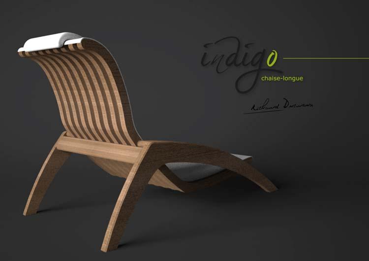 ameublement bois design. Black Bedroom Furniture Sets. Home Design Ideas