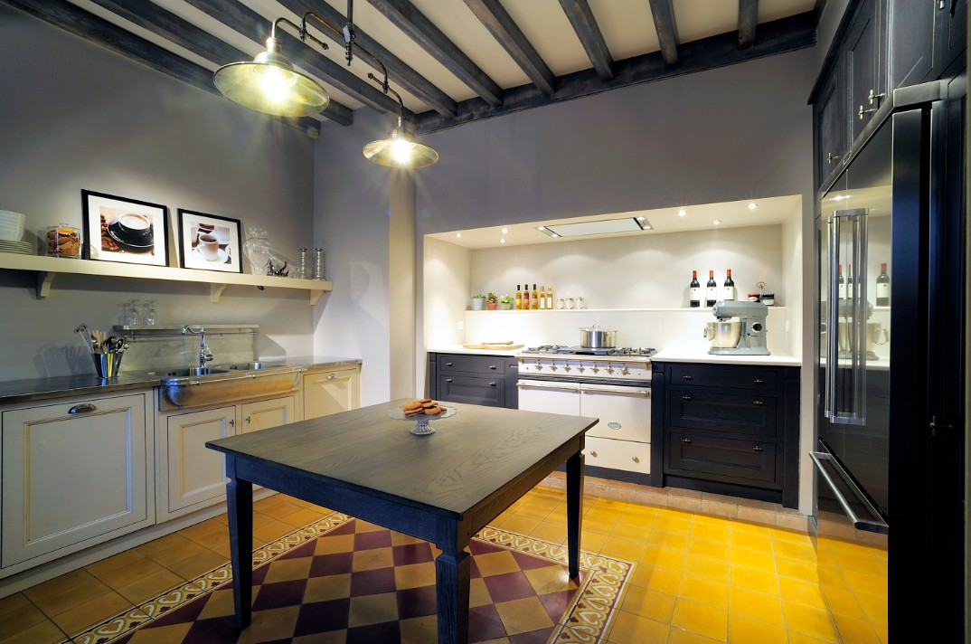 D coration cuisine cosi cuisines et meubles vivre for Afro latino 18 cuisine