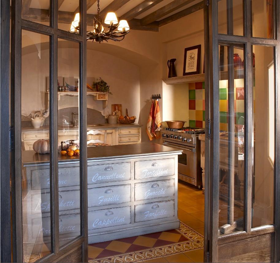 D coration cuisine cosi cuisines et meubles vivre for Cuisine style cosy