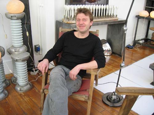 Salon vintage paris 2008 stand atelier 154 - Atelier 154 ...