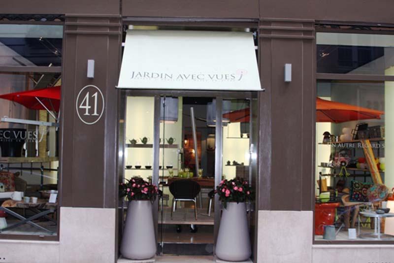 Boutique jardin avec vues d coration d 39 ext rieur lyon for Decoration d exterieur