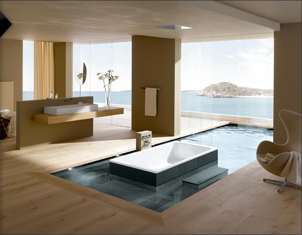 Decoration design salle de bain - Decoration zen salle de bain ...