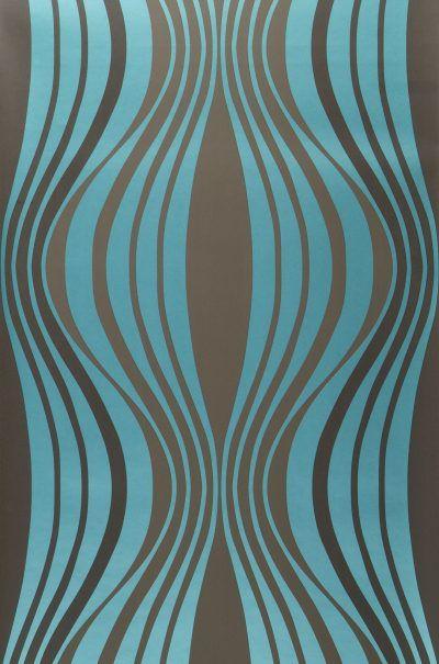 Papier peint vintage motifs pinterest - Papier peint retro vintage ...
