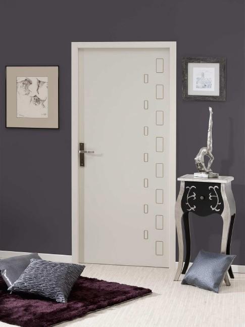 Les nouvelles portes grav es de chauvat for Idee decoration porte interieure