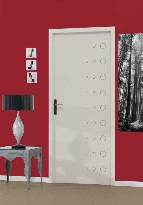 Les nouvelles portes grav es de chauvat - Decor de portes interieures ...