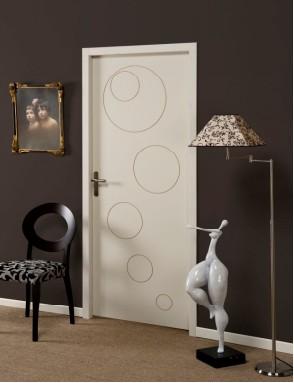 les portes innovantes de chauvat. Black Bedroom Furniture Sets. Home Design Ideas