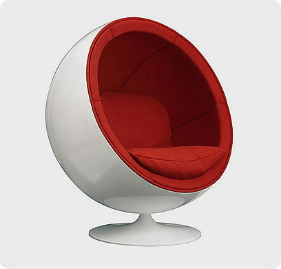 Ball Chair Et Bubble Chair Des Fauteuils Design