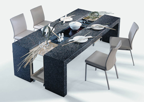 Table Design - Mobilier Nitro