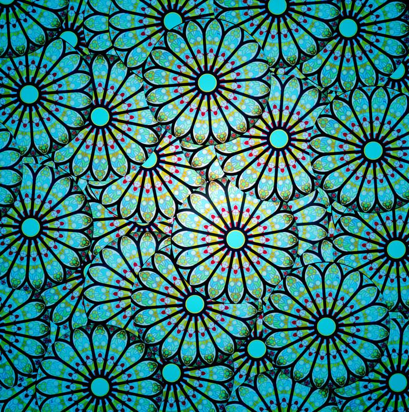 Les vitraux fabriquer ou peindre un vitrail for Glass texture design