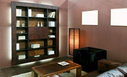 id es de rangement malin pour un petit espace. Black Bedroom Furniture Sets. Home Design Ideas