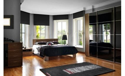 habiller ses fen tres avec les stores. Black Bedroom Furniture Sets. Home Design Ideas