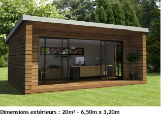 Awesome Modele Extension Maison With Modele Extension Maison
